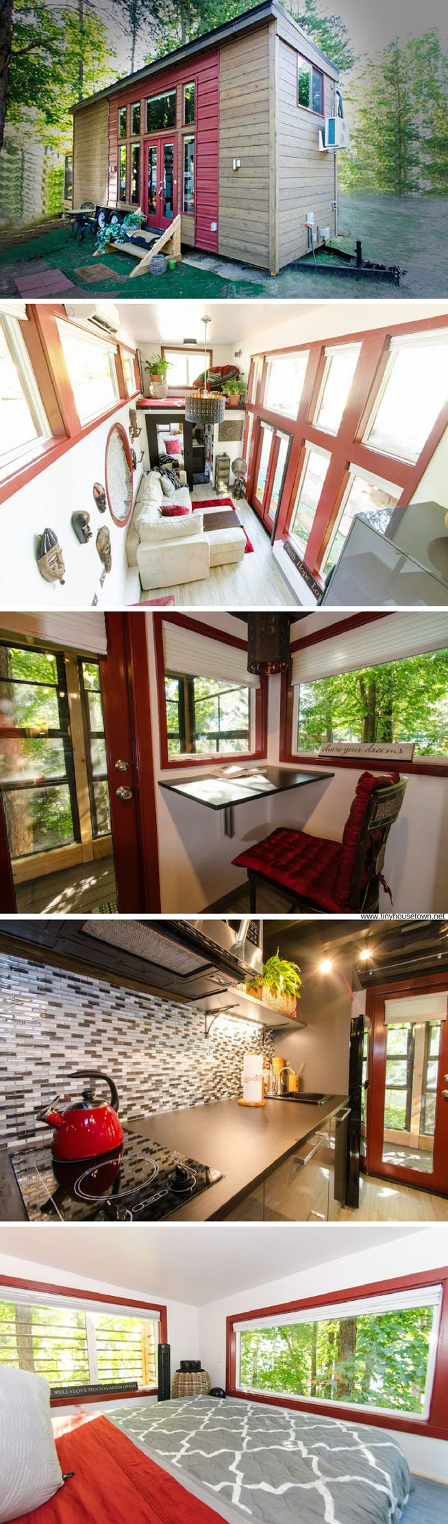 The Ms. Gypsy Soul tiny house
