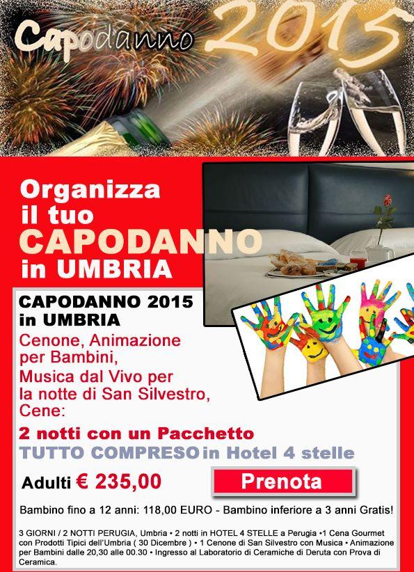Organizza il Tuo Capodanno in Umbria con i tuoi bambini. Cene, Cenone con Musica ed Animazione per i Bambini - http://www.italiaincampagna.com/umbria/perugia/hotel/hotel-perugia-4-stelle-.aspx?pacchetto=offerte%20di%20capodanno%20in%20umbria