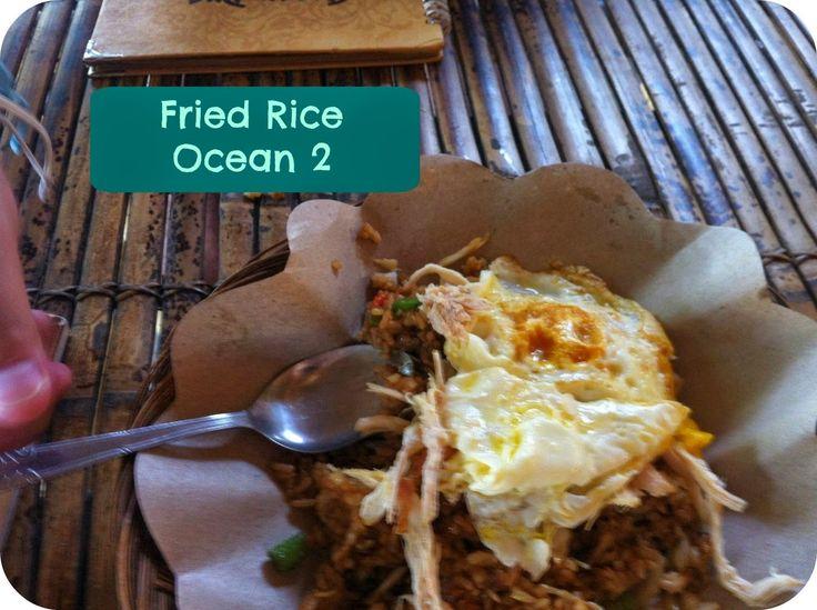 Fried Rice Ocean 2 Gili Trawangan