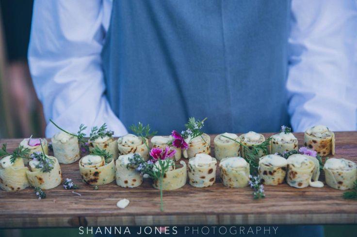 Marelize & Helgard winelands wedding - the aleit group  Winelands wedding. Wedding food. Wedding canapes. Wedding ideas.Franschhoek. South Africa.