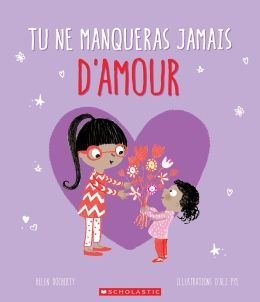 Une histoire amusante sur notre capacité à aimer sans limites. Le livre idéal à lire à un être cher, pour la Saint-Valentin ou à n'importe quel moment.