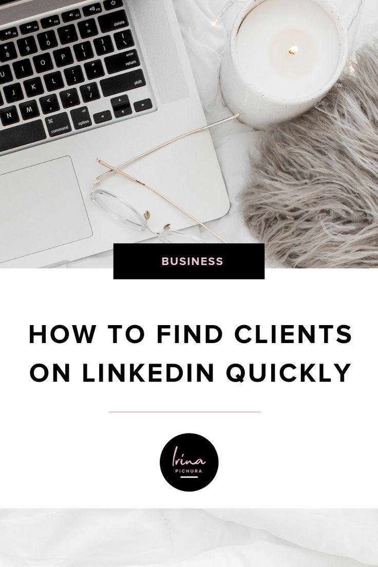 Looking To Get More Clients Signed Up For Your Services Quickly Linkedin Is The Perfect Place To Connect T Find Clients Linkedin Tips Online Business Strategy