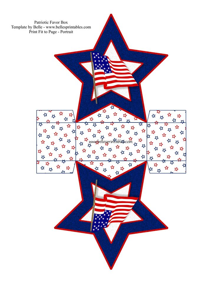 free 4th of july printables