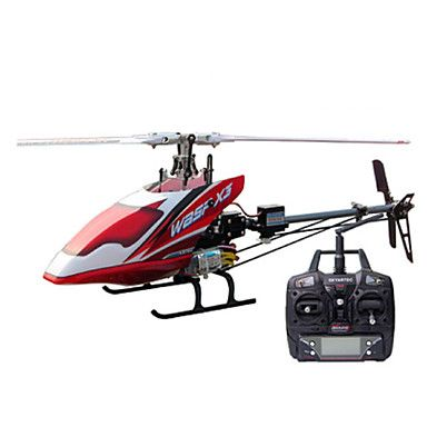 Skyartec RC Helicopter WASP X3V 3 AXIS flybarless 2.4GHz RTF (HWX3V-03) #offroad #hobbies #design #racing #drift #motors #trucks #tech #rc #rchelicopter