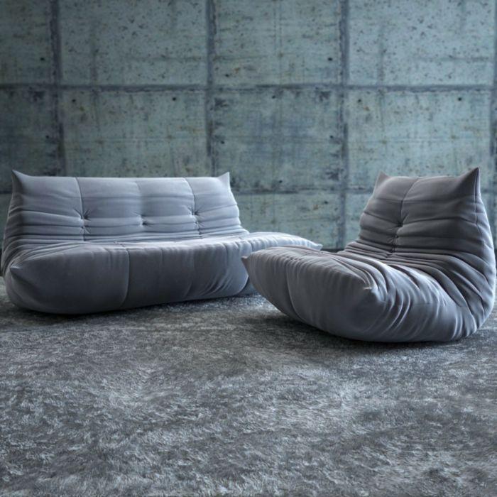 1000 ideas about canap togo on pinterest ligne roset. Black Bedroom Furniture Sets. Home Design Ideas