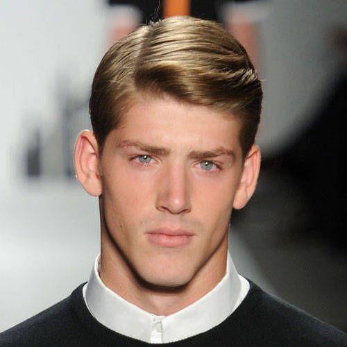 Men s Hair from New York Fashion Week Spring 2011
