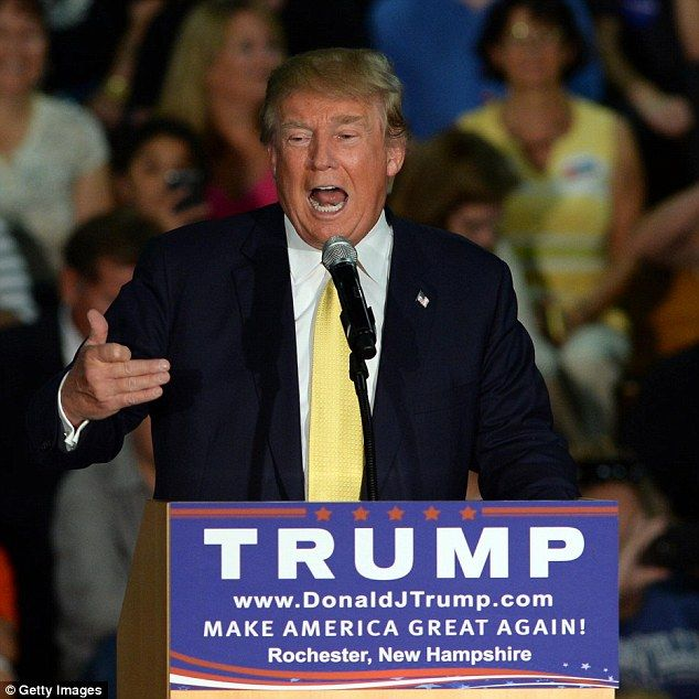 Donald Trump said at a September 17, 2015, event in Rochester, New Hampshire: 'The first thing I'm going to do is tell you that if I'm elected president, I'm accepting no salary, okay? That's not a big deal for me'