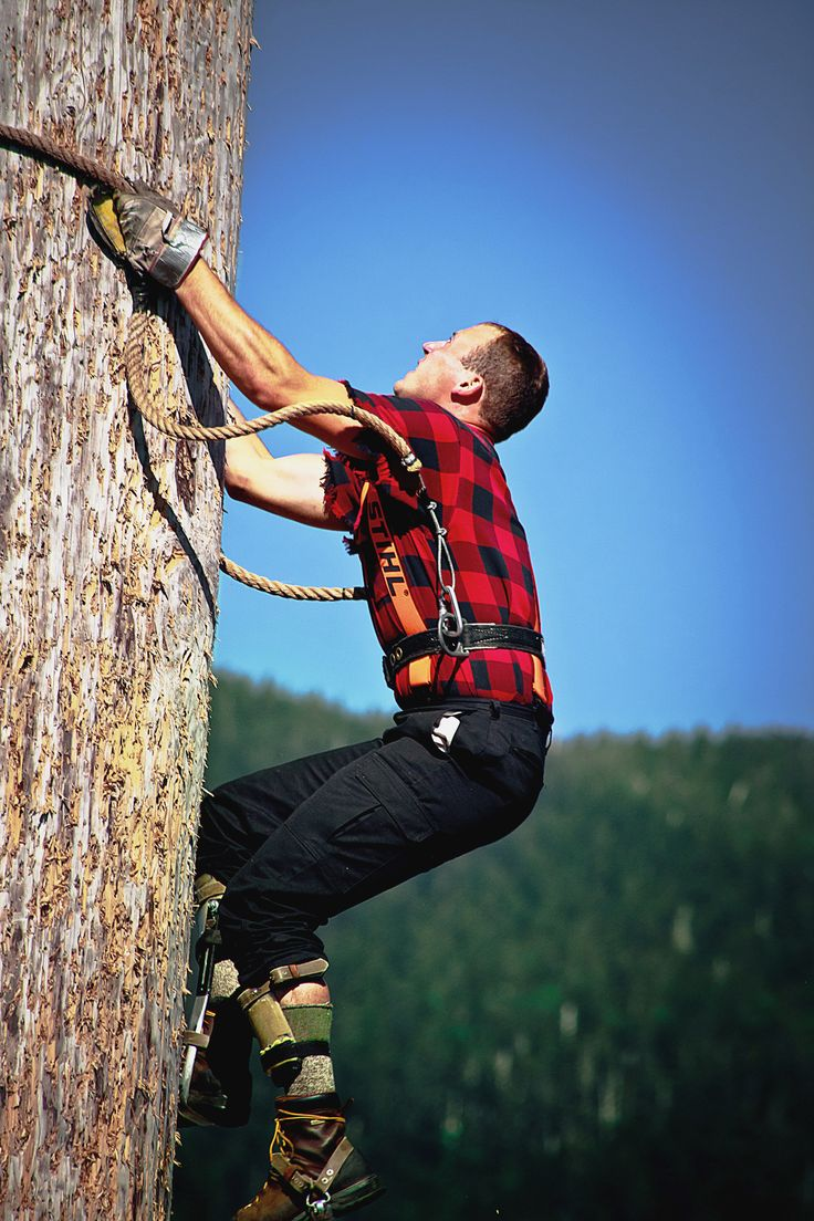 lumberjack competition canada - Google Search