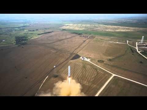 Grasshopper 325m Test | Single Camera (Hexacopter)