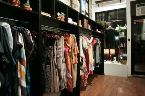 Lower East Side shopping
