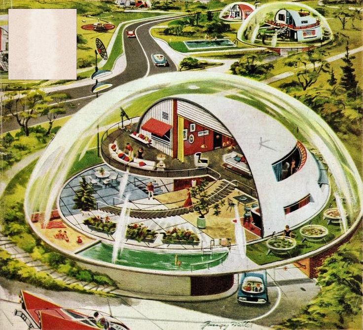 Dome House Futuristic: 63 Best Images About Futuristic Buildings On Pinterest
