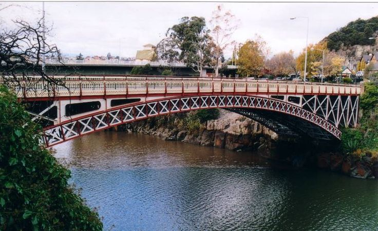 King George's Bridge, Launceston, Tasmania