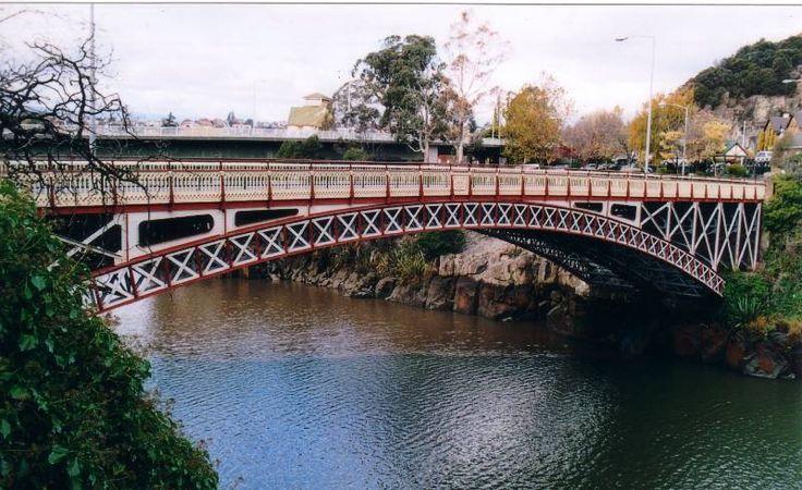 King George's Bridge, Launceston, Tasmania