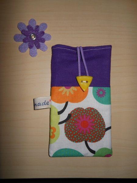 Handytasche  von Nicole's Nähkram auf DaWanda.com