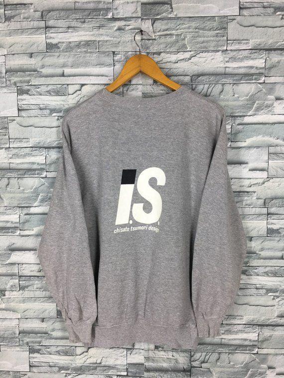 Vintage Issey Miyake Permanante sweatshirt