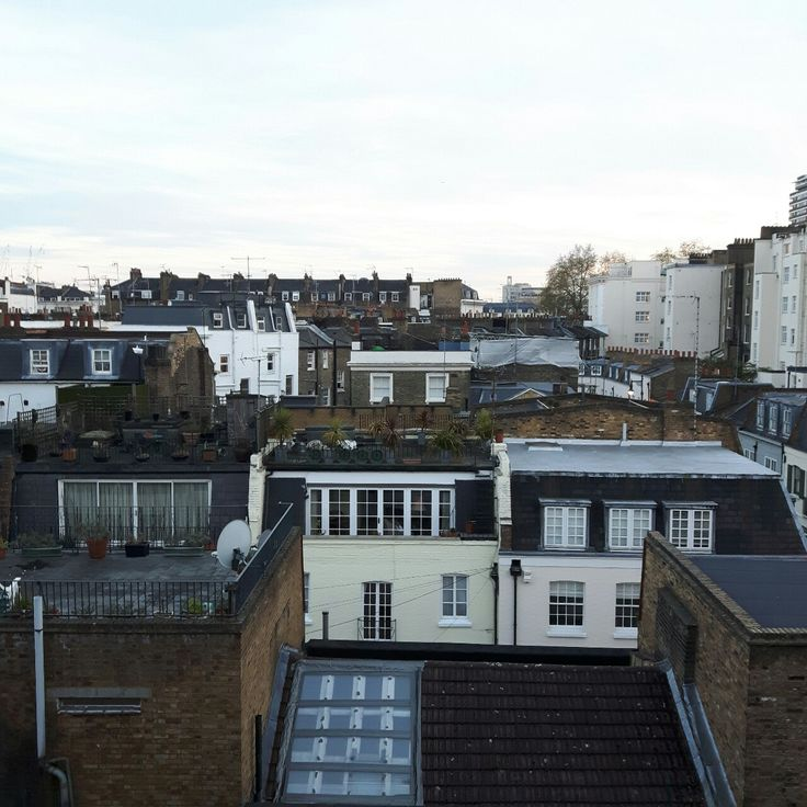 über den Dächern von London♡♡ #oneofmyfavouritecities #london #rooftops