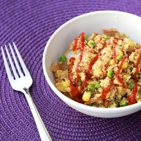 The Sweets Life: Quinoa Fried Rice