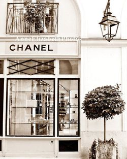 Chanel Store, would love to visit