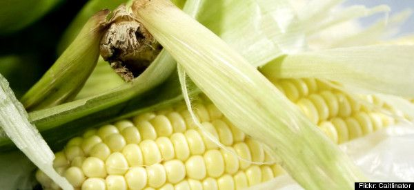 Shuck corn in micro