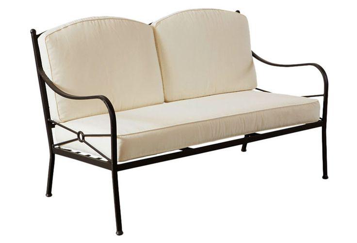 17 mejores ideas sobre sillas de hierro forjado en for Muebles porche