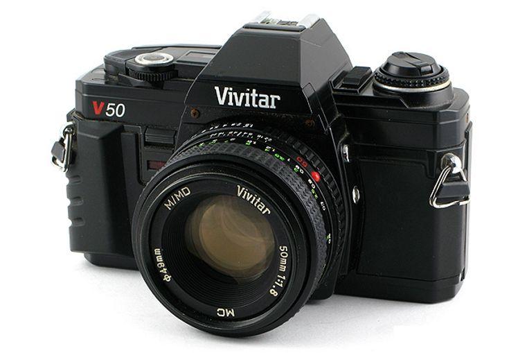 Vivitar V 50