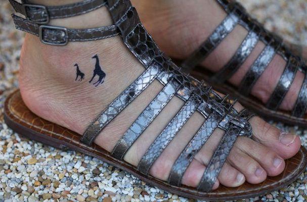 tatouages : 50 dessins pour sublimer nos chevilles | t a t t o o