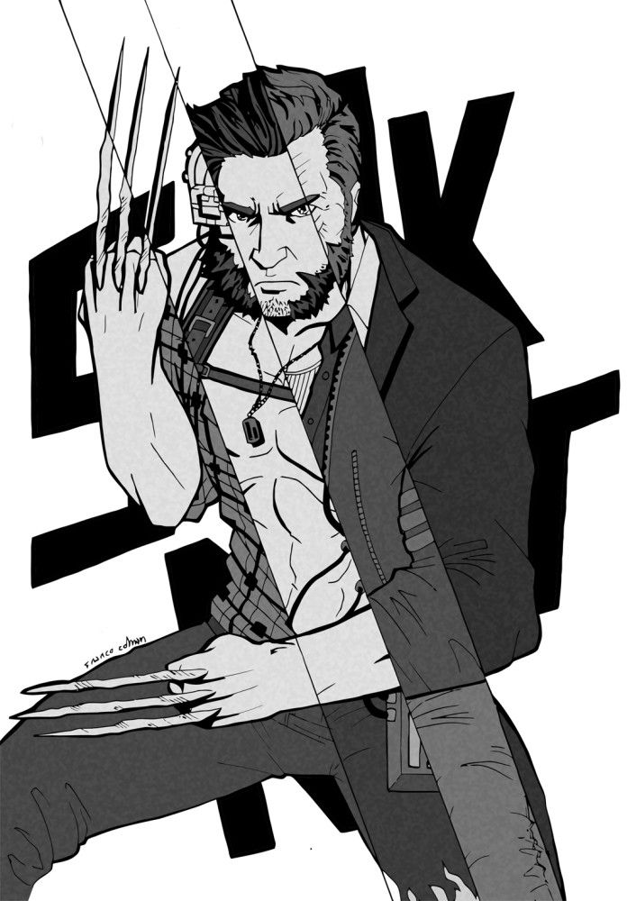 THE LEGACY OF WOLVERINE (FILMS