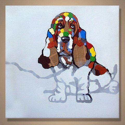 POP ART animal... di peopleartmyself su Etsy
