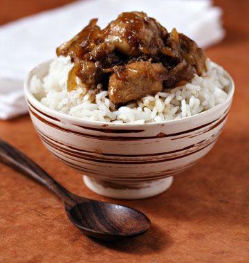 Poulet au miel et sauce soja - Recettes de cuisine Ôdélices
