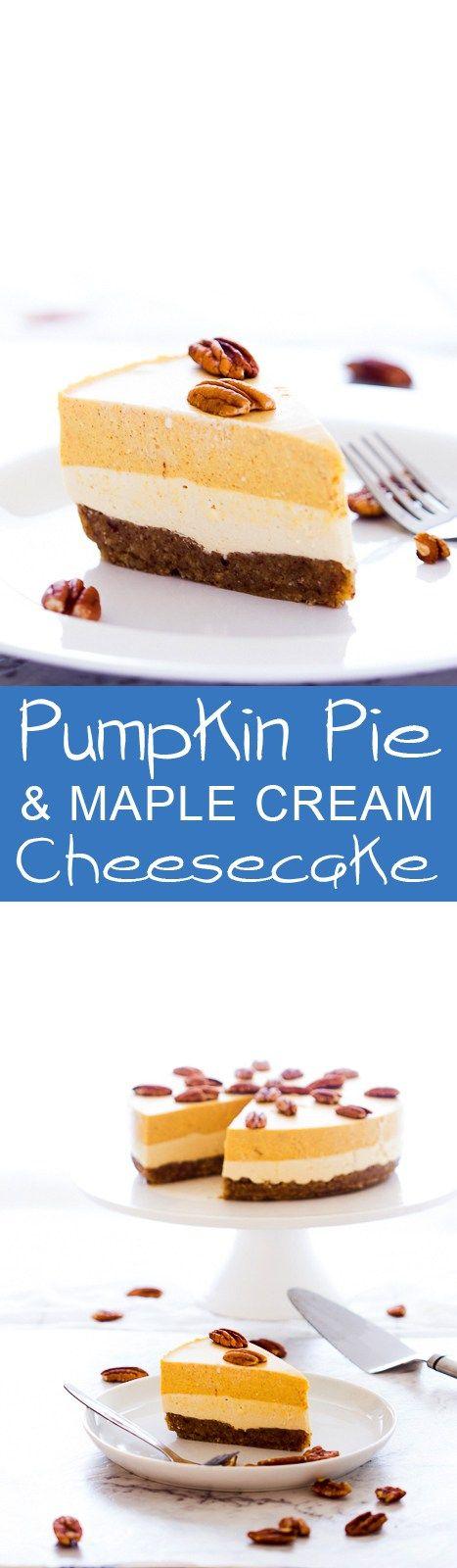 ... cheesecakes on Pinterest | Butterscotch Pie, Buttermilk Pie and Pies