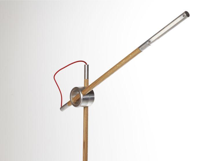 Pelik light designed by George Bosnas