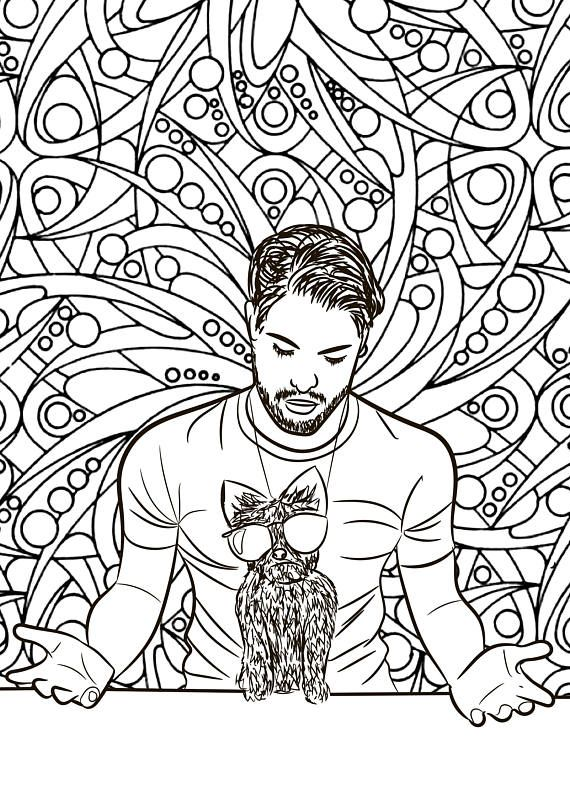 17 best Original coloring page images on Pinterest | Coloring ...