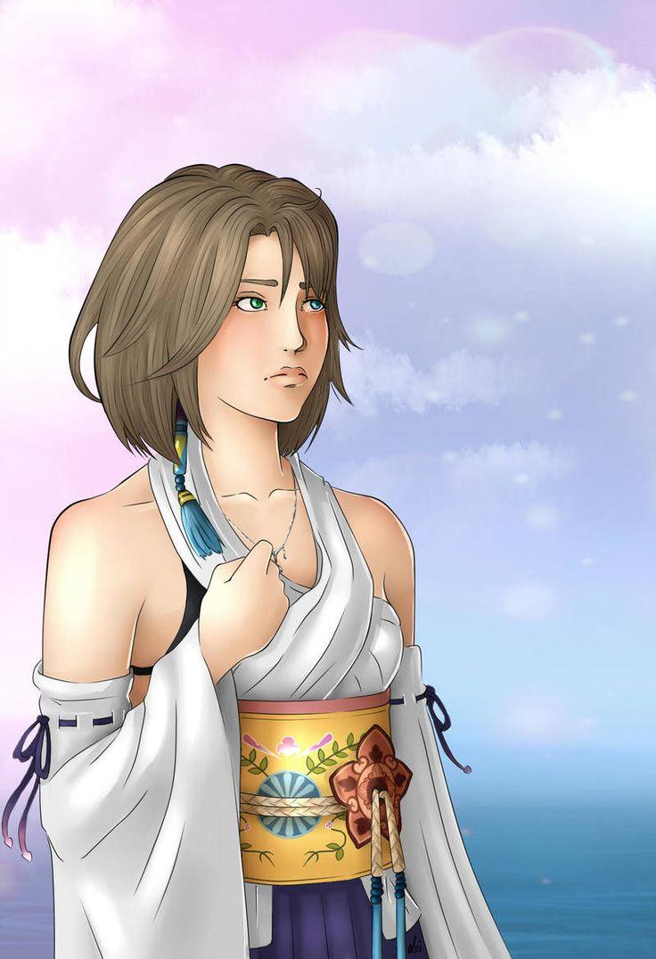 Yuna - FFX by Lei-Mizuhime   Yuna final fantasy, Final ...