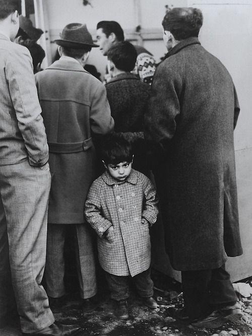 Italy 1957 Photo: Mario Cattaneo