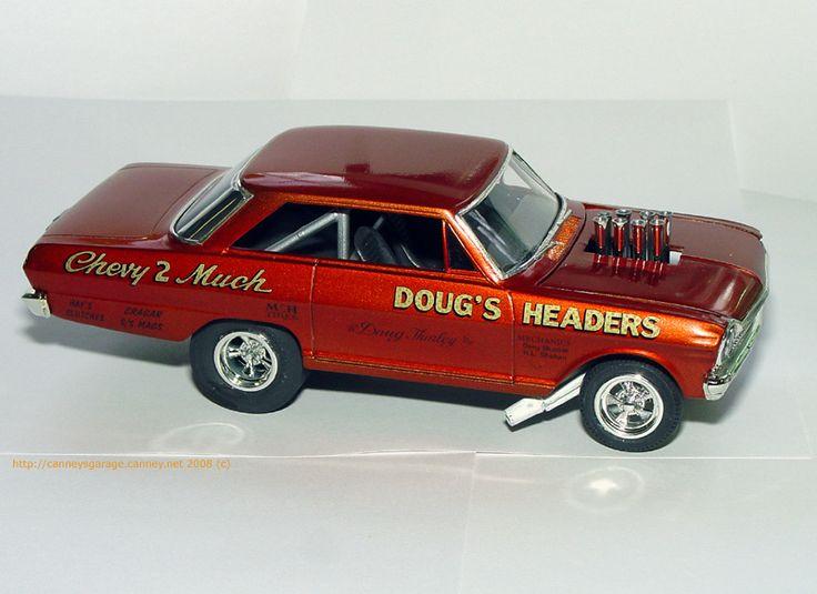 Funny Car Garage : Best images about gasser funny model cars on pinterest