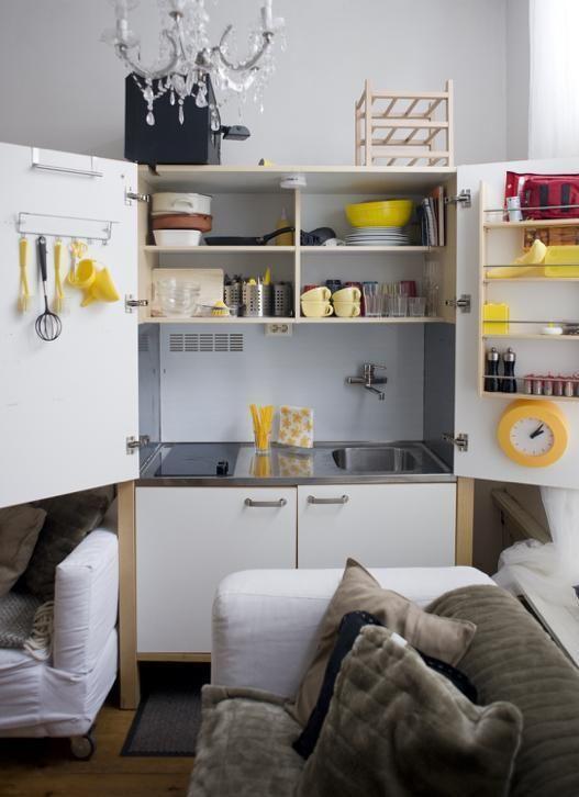 Top 25 ideas about kitchenette ikea on pinterest office for Meuble kitchenette ikea