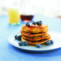 Better Blueberry Pancakes | Official Site for Celebrity Chef Devin Alexander