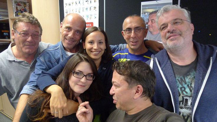 #Selfie #Team #Layout #Produktion  http://kurier.at