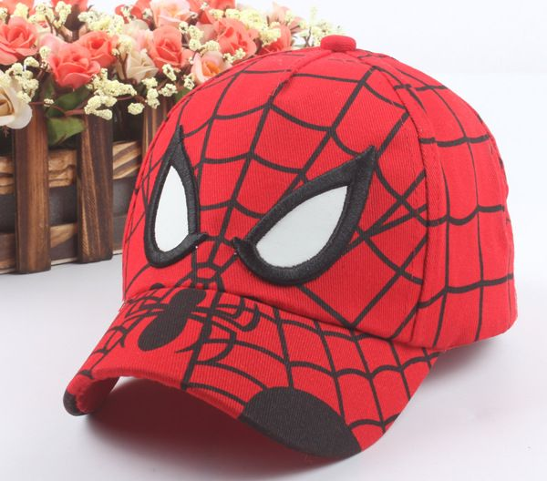 Cheap hat roses, Buy Quality sport hat directly from China sports bottle for kids Suppliers: 1-4 Years New Fashion Kids Baby Boys Girls Cartoon Spiderman Baseball Hip Hop Caps Snapback Adjustable Children's Sports Hats
