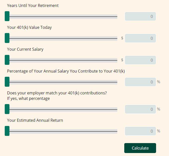 1000+ Ideas Sobre 401K Calculator En Pinterest | Consejos