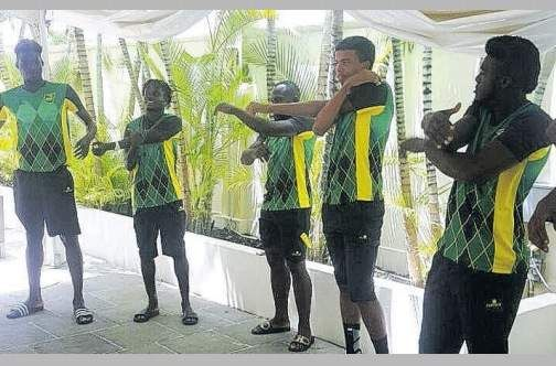 Reggae Boyz, T&T one-all at half time - Jamaica Observer