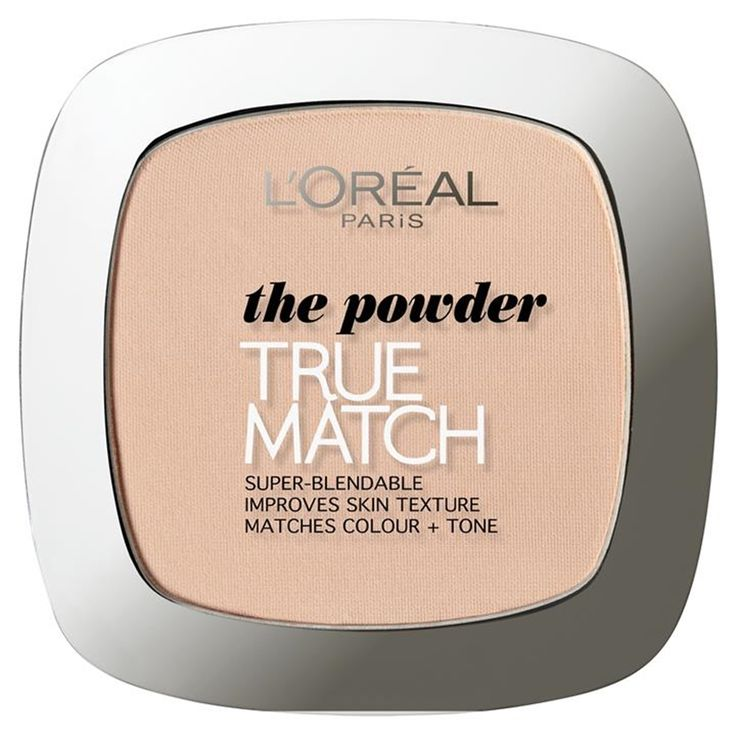 Loreal Paris True Match The Powder Cream Powder N4 Beige 9g