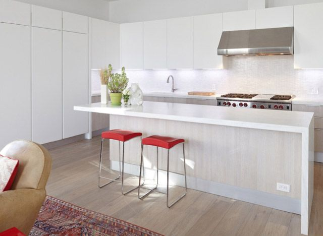 Waterfront Kitchens - Red Hook, Brooklyn, New York