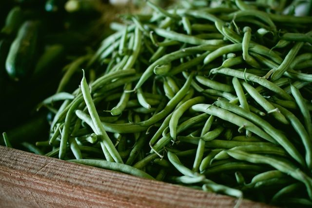 Beans are a great source of complex carbs and protein!