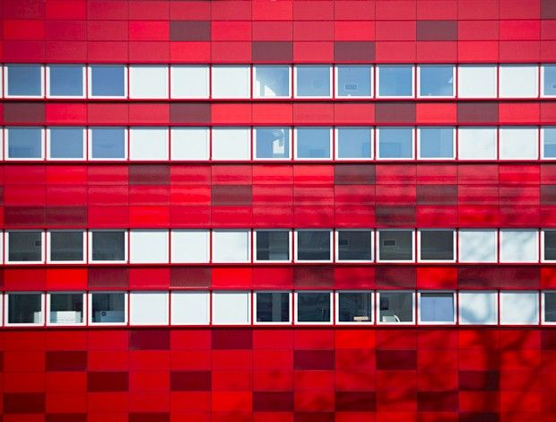 Blood Centre by FAAB Architektura