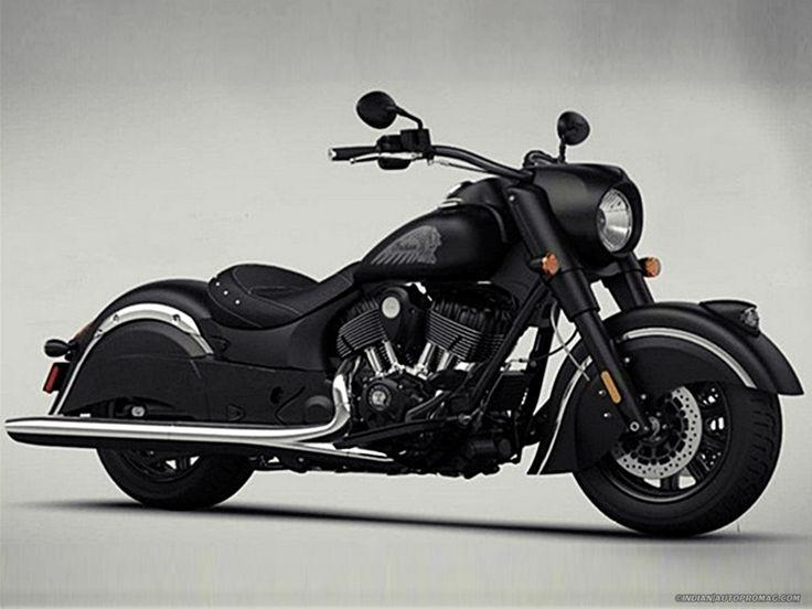 Indian Dark Horse Motorcycle