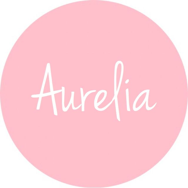 "Aurelia- pronounced awe-Ray-lia or awe-Ree-lia.... Could be a lot of different pronunciations but I love it! Meaning: ""golden"""