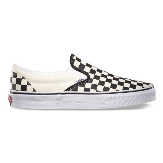 Vans Checkerboard Slip-On