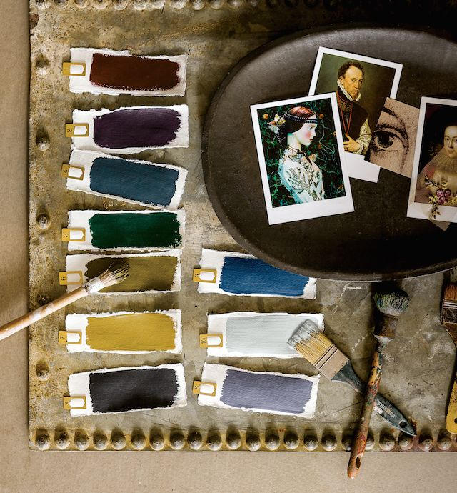 Color trend 2016   Ochre Gold   CF16   Colour Futures Kleur trend 2016   Oker goud   Flexa