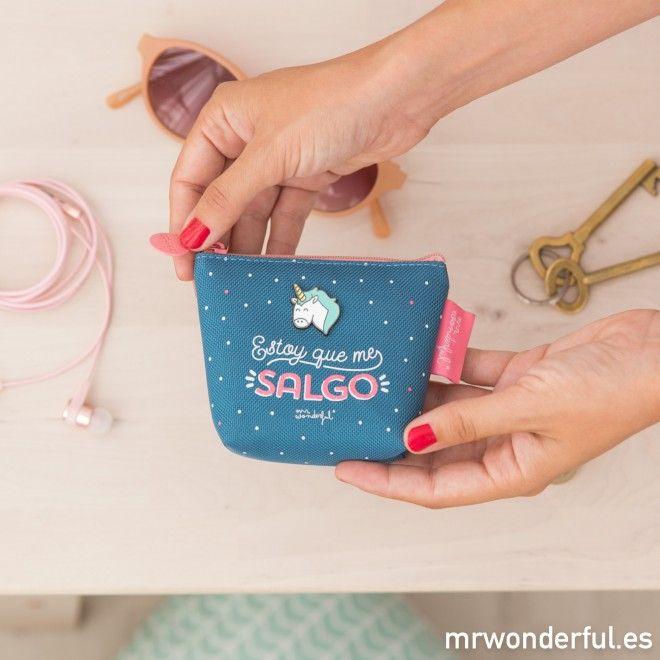 Monedero Mr.Wonderful #mrwonderfulshop #money #accessories #complements